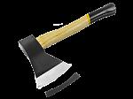 Топор Stayer кованый с деревянной рукояткой, 1.0 кг (20610-10)