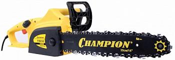 Цепная электропила Champion 118-14