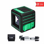 Уровень лазерный ADA CUBE 3D GREEN PROFESSIONAL EDITION