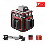 Уровень лазерный ADA CUBE 360 2V PROFESSIONAL EDITION