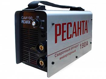 Сварочный инвертор Ресанта САИ 190