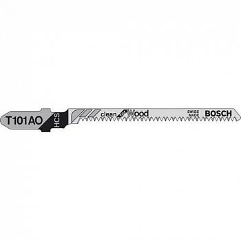 Пилка для электролобзика Bosch T101AO