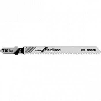 Пилка для электролобзика Bosch T101AIF