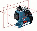 Линейный лазерный нивелир Bosch GLL 3-80 P + BM1 + L-Boxx 0.601.063.309