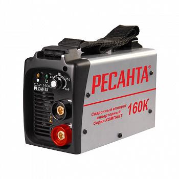 Сварочный инвертор Ресанта САИ 160К (компакт)