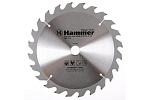 Диск пильный по дереву Hammer CSB 210x20/16мм 24T