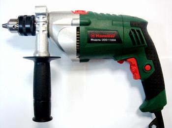 Ударная дрель Hammer UDD1100A