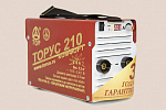 Сварочный инвертор Торус-210 Комфорт (+ провода)