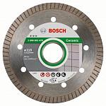 Алмазный диск Bosch 115x22мм Best for Ceramic Extra-Clean Turbo (2 608 602 478)