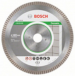 Алмазный диск Bosch 180x22мм Best for Ceramic Extra-Clean Turbo (2 608 603 596)