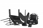 Комплект навесного оборудования для мотокультиватора МКМ-2 и мотоблока МКМ-3 Комфорт